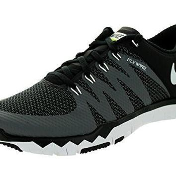 Nike Men's Free Trainer 5.0 V6 Black/White/Dark Grey/Volt Running Shoe 11.5 M...