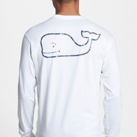 Men's Vineyard Vines Whale Graphic Long Sleeve