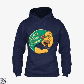 My Secret Shame, The Simpsons Hoodie