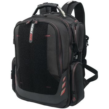 "Mobile Edge 18"" Core Gaming Backpack (velcro Front Pocket) MBLMECGBPV1"