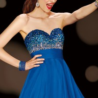 Alyce Sweet 16 3611 Dress