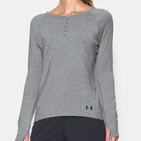Women's Athlete Recovery Sleepwear Henley | Under Armour US