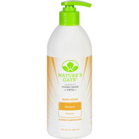 Natures Gate Body Lotion - Glow - Medium - 18 Oz
