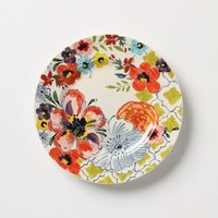 Sissinghurst Castle Side Plate by Anthropologie in Multi Size: Side Plate Kitchen