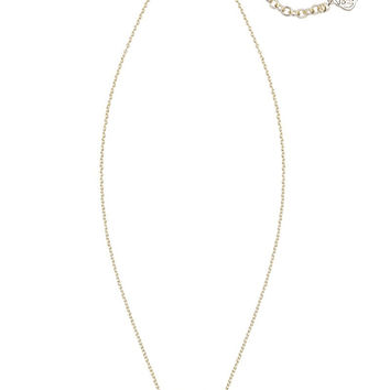 KENDRA SCOTT - Elisa Gold Pendant Necklace in Turquoise