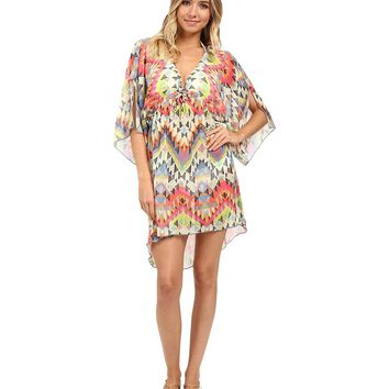 Becca by Rebecca Virtue Cayenne Tunic Swim Cover Up