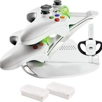 Energizer - Energizer Power & Play Charging System for Xbox 360 - PL3629 - Best Buy