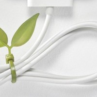INFMETRY:: Leaf Tie Cable Organizer - Office Supplies - Home&Decor