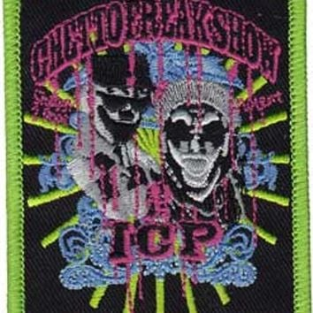 Insane Clown Posse Iron-On Patch ICP Freak Show Logo