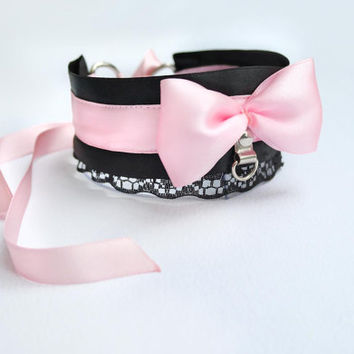 Kitty Cat Collar - Customizable kitten collar!