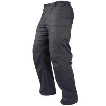Stealth Operator Ripstop Pants Color- Black (30W X 34L)
