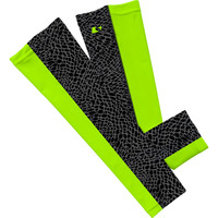 Elly Green Arm Sleeves