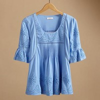 Freesia Tunic