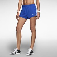 Nike Dash Women's Track and Field Shorts - Team Royal