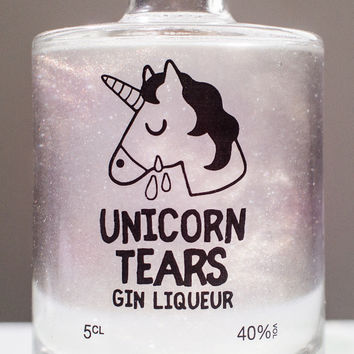 Unicorn Tears Gin Liqueur Miniature | FIREBOX\u00ae