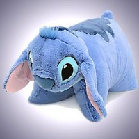 Disney Parks Stitch Pillow Pet Pal Plush Doll NEW
