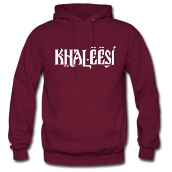 khaleesi game of thrones Hoodie