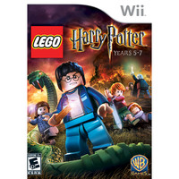 Lego Harry Potter: Years 5-7 (Nintendo Wii)
