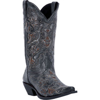 52040 Laredo Women's Peekaboo Western Boots from Bootbay, Internet's Best Selection of Work, Outdoor, Western Boots and Shoes.