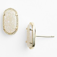 Women's Kendra Scott 'Ellie' Oval Stud Earrings