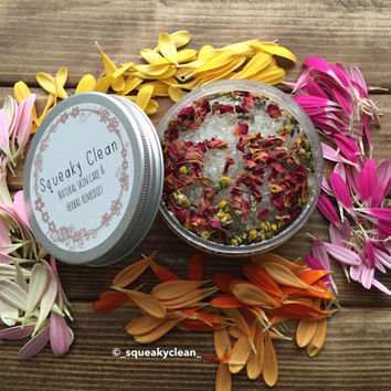 Lavender and Chamomile Bath Salts