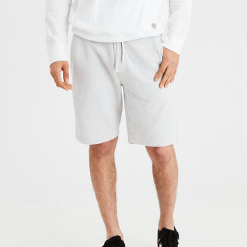 AE Classic Fleece Short, Heather Gray
