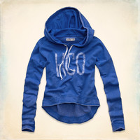 Shelter Islands Drapey Hoodie