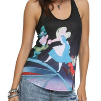 Disney Alice In Wonderland Spoon Tank Top
