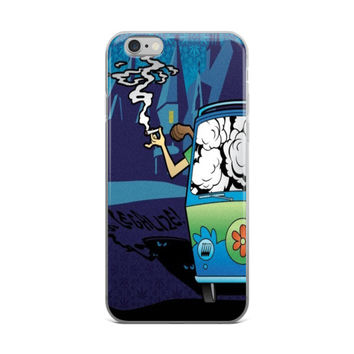 Scooby Doo iPhone 4 4s 5 5s 5C 6 6s 6 Plus 6s Plus 7 & 7 Plus Case