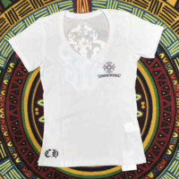 Chrome Hearts couple T-Shirt Top Tee H-A-XYCL