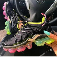 Nike Air VaporMax Plus Hot Sale Women Casual Sport Running Shoes Sneakers