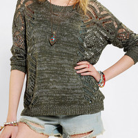 Staring At Stars Open-Stitch Sweater