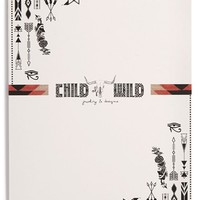 Junior Women's Flash Tattoos 'Child of Wild' Temporary Tattoos