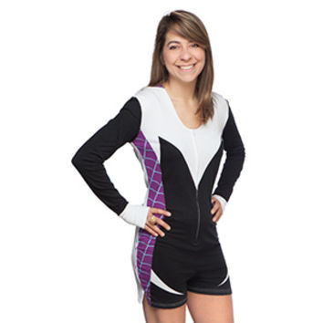 Spider-Gwen Ladies' Romper