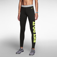 Nike Pro Hyperwarm Compression Mezzo WB Women's Tights - Black