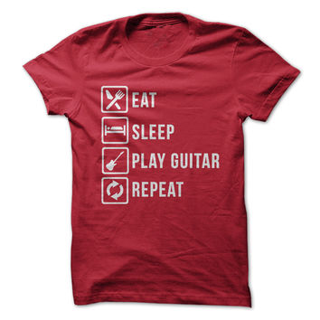 Play Guitar Repeat