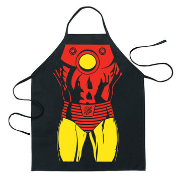 Iron Man - Suit Costume Apron