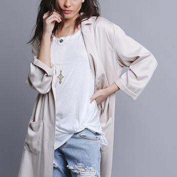 Hideaway Knotted Tee