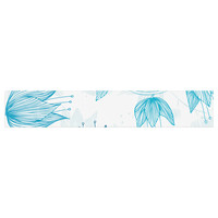"Anchobee ""Biru Dream"" Table Runner"
