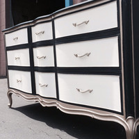 Vintage French Provincial Dresser by Drexel (Touraine)