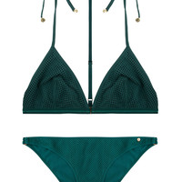 Sweet bikini top and low waist bikini brief | Love Stories Intimates