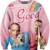 ☮♡ Breaking Good Sweater ✞☆