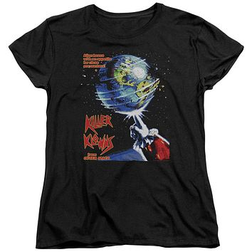Killer Klowns From Outer Space - Invaders Short Sleeve Women's Tee