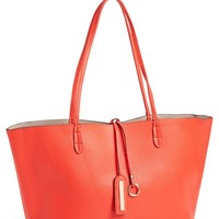 Junior Women's Street Level Reversible Faux Leather Tote