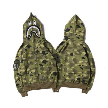 Hoodies Camouflage Fashion Jacket [11086496647]