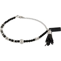 THE KOOPLES - Matte tassel bracelet | Selfridges.com