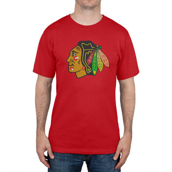 Chicago Blackhawks - Core Logo T-Shirt