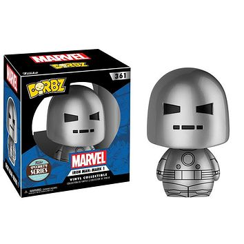 Specialty Series Iron Man Mark 1 Dorbz Figure