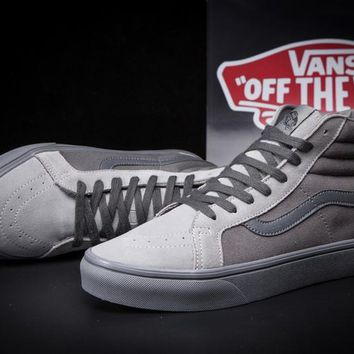 VANS SK8-Hi Zipper Old Skool Ankle Boots Flat Sneakers Sport Shoes 9312d941bc21