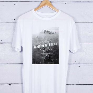 vampire weekend fog Tshirt T-shirt Tees Tee Men Women Unisex Adults